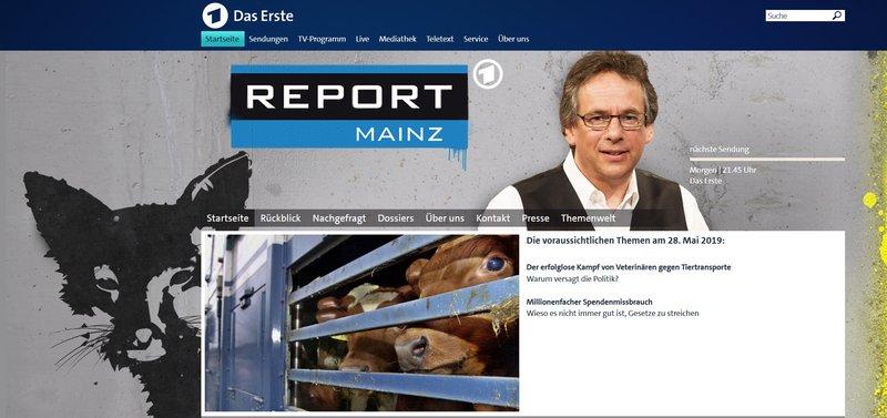 Ard Report Mainz